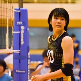 W杯戦士・長内美和子が茨城を3位に導くーバレーボール成年女子(成年女子)