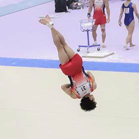 体操競技の魅力