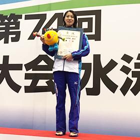 競泳初日、女子の大橋が2冠 萩野は200個メで敗れる