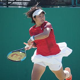 見て、やって楽しむ-テニスの魅力