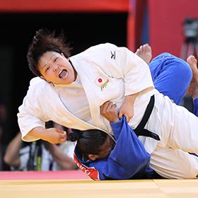 思い出の国体―ロンドン五輪柔道銀メダリストの杉本美香さん