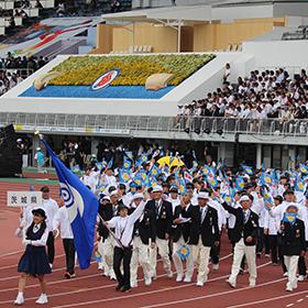いきいき茨城ゆめ国体-開会式